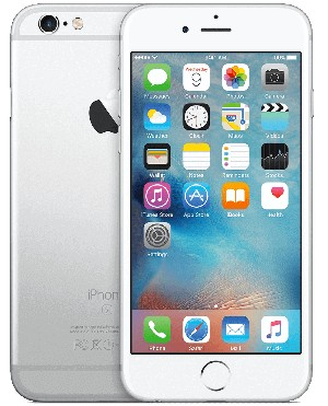Apple iPhone 6S Plus 16Go Argent