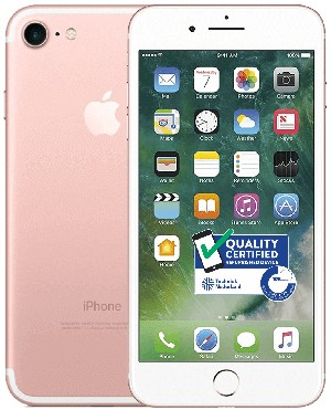 Apple iPhone 7 32Go Rose