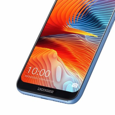 Doogee BL5500 Lite 6,19 inch Android 8.1 Quad Core 5500mAh 2GB/16GB Blue