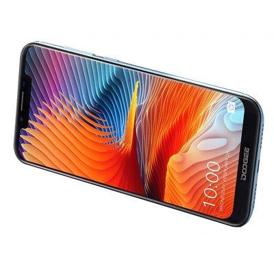 Doogee BL5500 Lite 6,19 inch Android 8.1 Quad Core 5500mAh 2GB/16GB Blauw