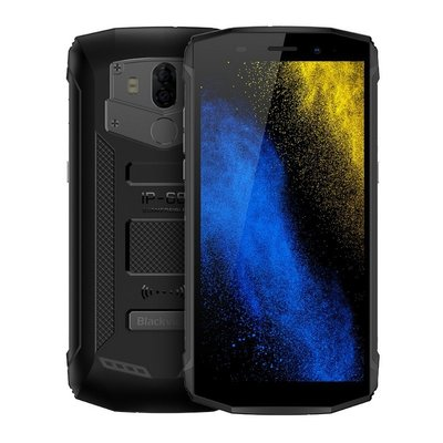 Blackview BV5800 Pro 5,5 inch Android 8.1 Quad Core 5580mAh 2GB/16GB Zwart