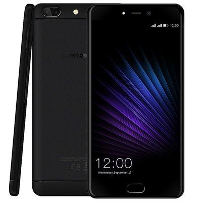 Refurbished Leagoo T5 5,5 inch Android 7.0 Octa Core 3000mah 4GB/64GB Zwart