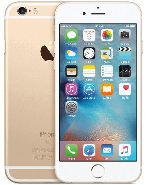 Refurbished Apple iPhone 6S 4,7 inch iOS 9 Dual Core 1715mAh 2GB/64GB Goud