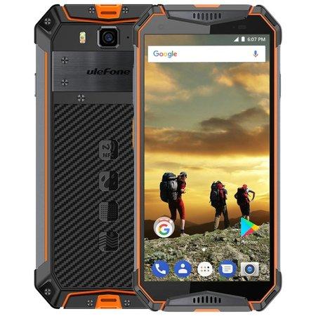 Ulefone Armor 3 5,7 inch Android 8.1 Octa Core 10300mAh 4GB/64GB Oranje