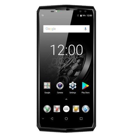 Oukitel K10 6 inch Android 7.1 Octa Core 11000mAh 6GB/64GB Zwart