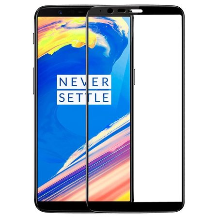 OnePlus 5T Tempered Glass screenprotector