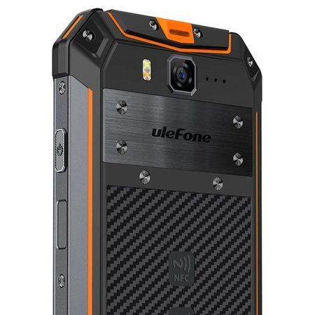 Ulefone Armor 3 5,7 pouces Android 8.1 Octa Core 10300mAh 4Go/64Go Orange