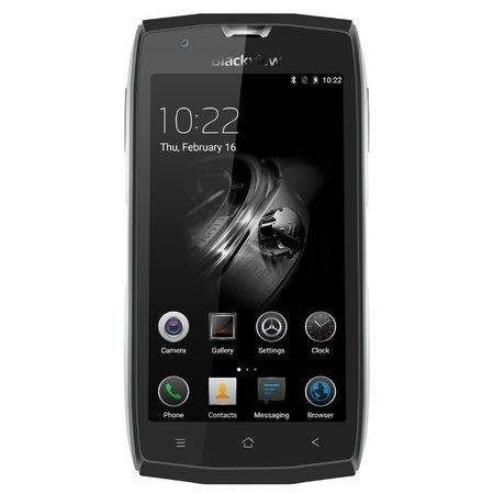 Blackview BV7000 Pro 5 pouces Android 7.0 Octa Core 3500mAh 4Go/64Go Gris