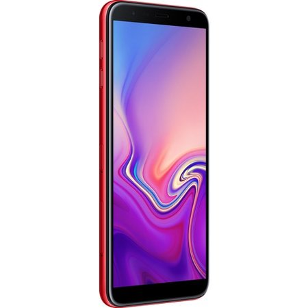 Refurbished Samsung Galaxy J6 Plus 6 inch Android 8.1 Quad Core 3300mAh 3GB/32GB Red