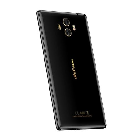 Refurbished Ulefone Mix 5,5 inch Android 7.0 Octa Core 3300mAh 4GB/64GB Black