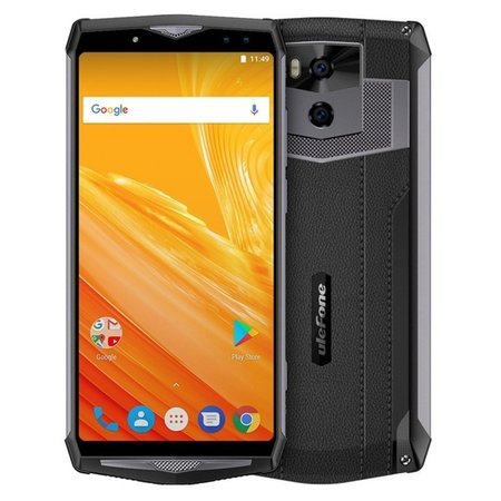 Ulefone Power 5 6 inch Android 8.1 Octa Core 13000mAh 6GB/64GB Black