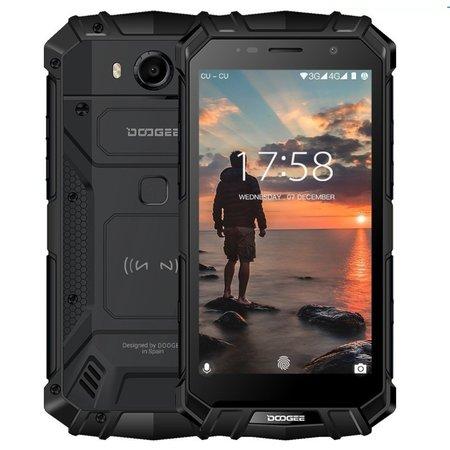 Doogee S60 Lite 5,2 pouces Android 7.0 Octa Core 5580mAh 4Go/32Go Noir