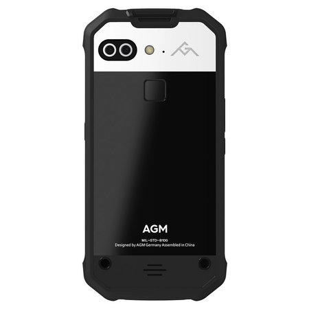 AGM X2 5,5 inch Android 7.0 Octa Core 6000mAh 6GB/64GB Zwart