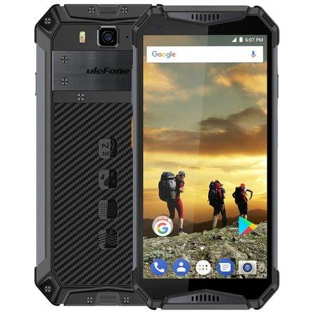 Ulefone Armor 3 5,7 pouces Android 8.1 Octa Core 10300mAh 4Go/64Go Noir