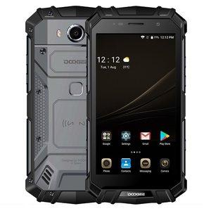 Doogee S60 5,2 inch Android 7.0 Octa Core 5580mAh 6GB/64GB Zwart
