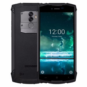 Refurbished Doogee S55 5,5 inch Android 8.0 Octa Core 5500mAh 4GB/64GB Zwart