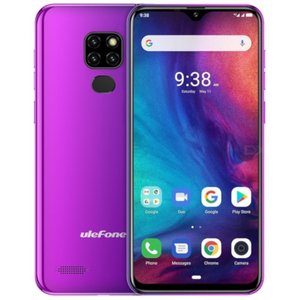 Ulefone Note 7P 6,1 inch Android 9.0 Quad Core 3500mAh 3GB/32GB Paars