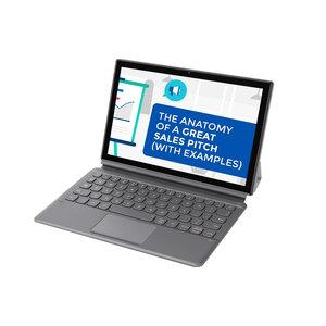 Blackview Tab 8 toetsenbord