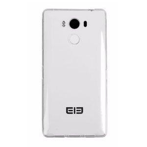 Elephone P9000 Lite silicone case Transparant