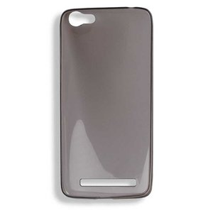 Doogee Y200 silicone case Zwart