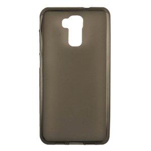 Doogee Y6 silicone case Zwart