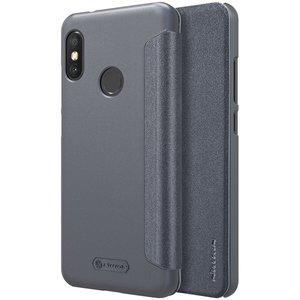 Xiaomi Mi A2 Lite flip cover Grijs