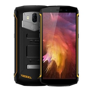 Blackview BV5800 Pro 5,5 inch Android 8.1 Quad Core 5580mAh 2GB/16GB Geel
