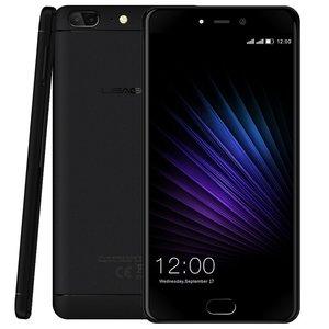 Leagoo T5 5,5 inch Android 7.0 Octa Core 3000mah 4GB/64GB Zwart