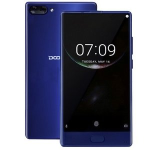 Refurbished Doogee Mix 5,5 inch Android 7.0 Octa Core 3380mAh 6GB/64GB Blauw