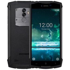 Doogee S55 Lite 5,5 inch Android 8.0 Quad Core 5500mAh 2GB/16GB Zwart