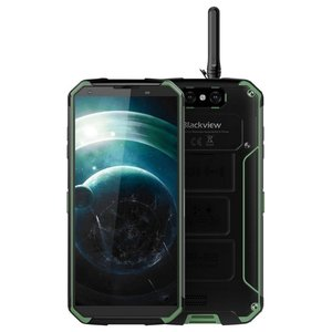 Blackview BV9500 Pro 5,7 inch Android 8.1 Octa Core 10000mAh 6GB/128GB Groen