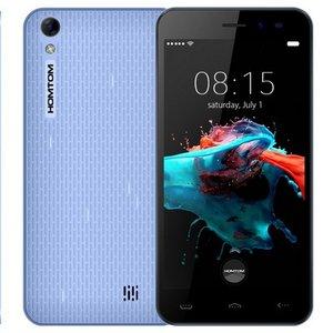 Homtom HT16 5 inch Android 6.0 Quad Core 3000mAh 1GB/8GB Blauw