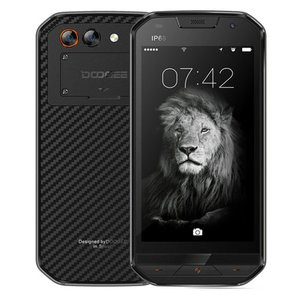 Doogee S30 5 inch Android 7.0 Quad Core 5580mAh 2GB/16GB Zwart