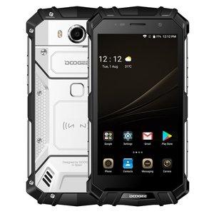 Doogee S60 5,2 inch Android 7.0 Octa Core 5580mAh 6GB/64GB Zilver