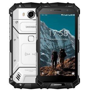 Doogee S60 Lite 5,2 inch Android 7.0 Octa Core 5580mAh 4GB/32GB Zilver